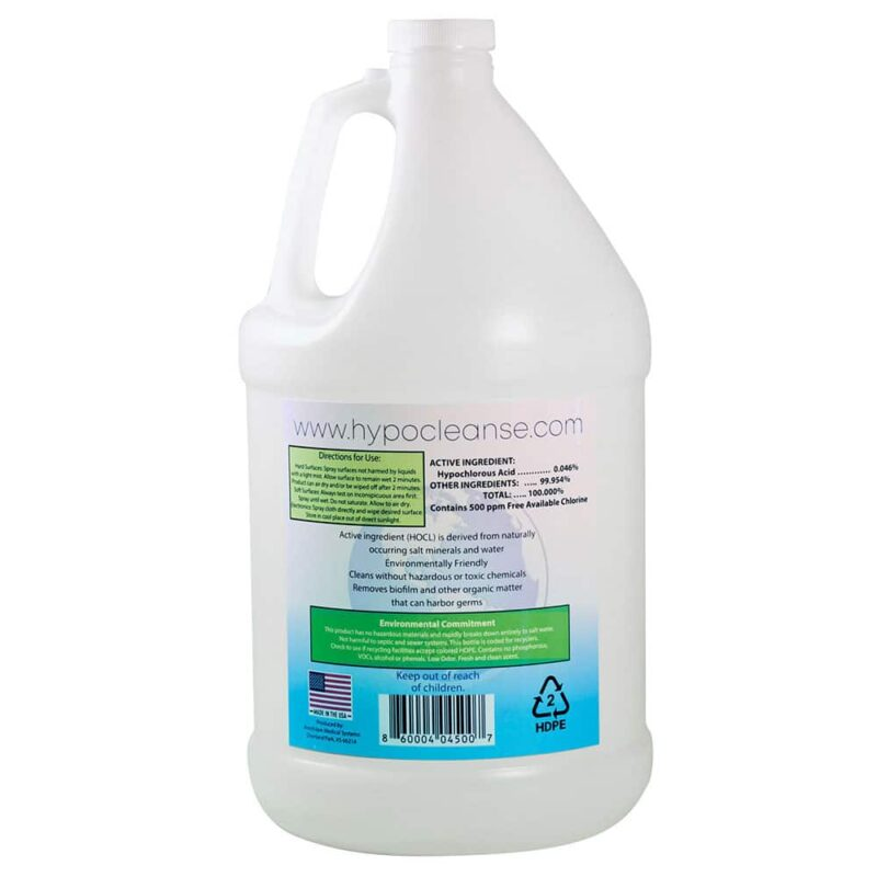 Multi-Cleanse 500 1 Gallon Bottle