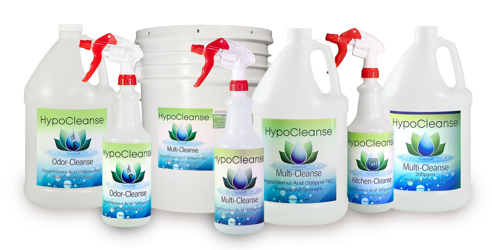 HypoCleanse Products